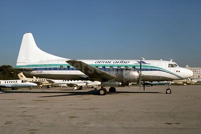 Aerocaribe Convair 440-80 XA-LAF (msn 402) MIA (Keith Armes). Image: 924042.