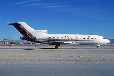 Aeroejecutivo Boeing 727-25 XA-GBP (msn 18252) LAS (Denis Goodwin - Christian Volpati Collection). Image: 950623.