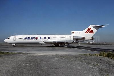 Aero Exo Boeing 727-276 XA-SDR (msn 20555) (Christian Volpati Collection). Image: 954756.