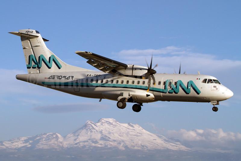 Aeromar (Mexico) ATR 42-500 XA-TPR (msn 586) MEX (Juan Carlos Guerra). Image: 913183.