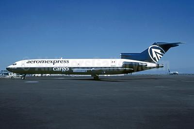 Aeromexpress Cargo Boeing 727-2K5 (F) N909PG (msn 21852) MEX (Christian Volpati). Image: 949201.