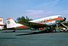 Aeronaves de Mexico Douglas C-49E (DC-3) XA-GUQ (msn 2149) MEX (Jacques Guillem Collection). Image: 924774.