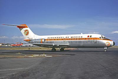 Aeronaves de Mexico