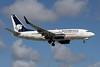 AeroMexico Boeing 737-7BK WL N126AM (msn 30617) MIA (Jay Selman). Image: 402191.