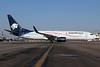 AeroMexico Boeing 737-8Q8 WL N859AM (msn 32796) LAX. Image: 907148.