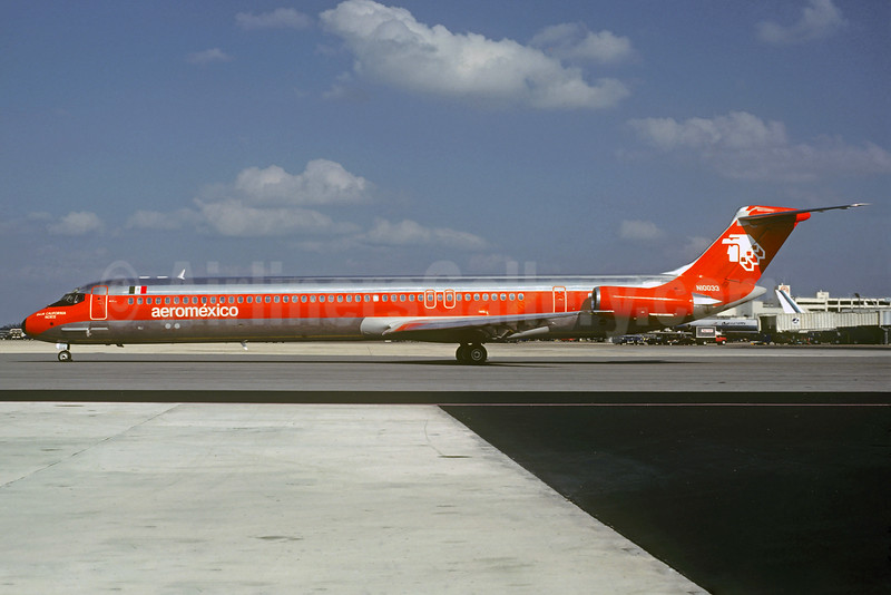 "Named ""Baja California Norte"", delivered new on February 26, 1982"