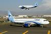 Interjet Airbus A320-214 XA-ZIH (msn 3667) MEX (Juan Carlos Guerra). Image: 920469.