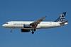 Mexicana Airbus A320-231 N368MX (msn 368) LAS (Bruce Drum). Image: 100245.