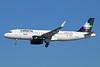 Volaris Airbus A320-233 WL N518VL (msn 5488) (Raul) LAX (Michael B. Ing). Image: 926186.