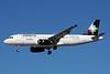 Volaris Airbus A320-233 N512VL (msn 5308) (Judith) LAS (Bruce Drum). Image: 103927.