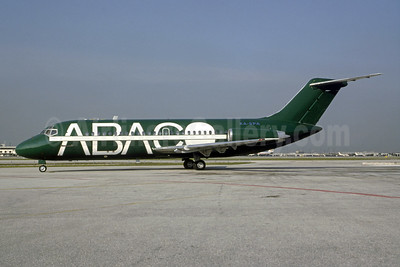Special livery for Abaco Financial Group