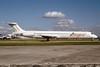 Allegro Airlines (Lineas Aereas Allegro) McDonnell Douglas DC-9-83 (MD-83) SU-DAM (msn 49848) MIA (Bruce Drum). Image: 103625.