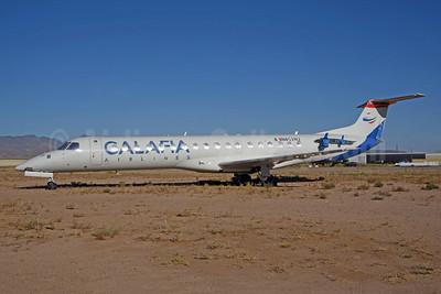 Calafia Airlines Embraer ERJ 145LR (EMB-145LR) N853MJ (msn 145464) IGM (Jay Selman). Image: 403973.