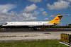 """UPS-Aeronaves TSM ( <a href=""""http://www.aeronavestsm.com"""">http://www.aeronavestsm.com</a>) McDonnell Douglas DC-9-33 (F) XA-UPS (msn 47291) CUN (Juan Carlos Guerra). Image: 913229."""