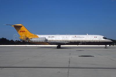UPS-Aeronaves TSM (www.aeronavestsm.com) McDonnell Douglas DC-9-33 (F) XA-UPS (msn 47291) (Jacques Guillem Collection). Image: 920330.
