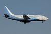 Sinami (Global Air) (Mexico) Boeing 737-201 XA-UHZ (msn 21816) SCL (Alvaro Romero). Image: 909644.