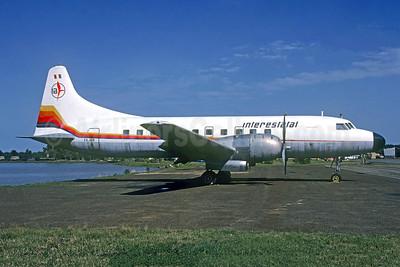 Interestatal de Aviación Convair 440-0 XA-JBR (msn 495) HOB (Christian Volpati Collection). Image: 952047.