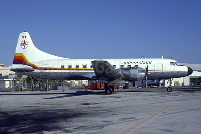 Interestatal de Aviación Convair 440-62 XA-JYP (msn 389) MIA (Bruce Drum). Image: 105462.