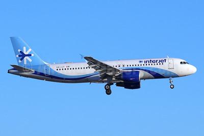 Interjet Airbus A320-214 XA-IJT (msn 1132) LAX (Michael B. Ing). Image: 948890.