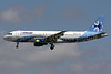 Interjet Airbus A320-214 XA-YES (msn 4933) (EcoJet) MIA (Brian McDonough). Image: 909001.