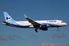 Interjet Airbus A320-214 WL XA-MBA (msn 7345) MIA (Jay Selman). Image: 403551.