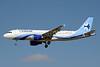Interjet Airbus A320-214 XA-MTY (msn 1179) LAS (Jay Selman). Image: 403331.