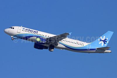 Interjet Airbus A320-214 XA-INJ (msn 1162) (EcoJet) LAX (Michael B. Ing). Image: 948891.