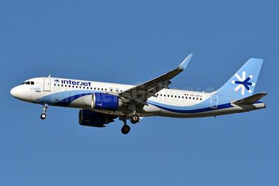 Interjet Airbus A320-251N WL XA-APA (msn 7581) JFK (Fred Freketic). Image: 948894.