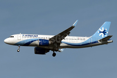 Interjet's first Airbus A320neo