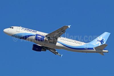Interjet Airbus A320-214 XA-JAV (msn 5221) LAX (Michael B. Ing). Image: 936224.