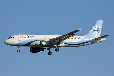 Interjet Airbus A320-214 XA-ECO (msn 4733) (EcoJet) LAX (Ron Monroe). Image: 948889.