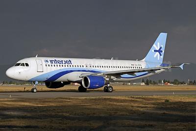 Interjet Airbus A320-214 XA-KNG (msn 1747) TLC (Duncan Kirk). Image: 925385.