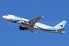 Interjet Airbus A320-214 XA-MXM (msn 3286) (EcoJet) LAX (Michael B. Ing). Image: 936220.