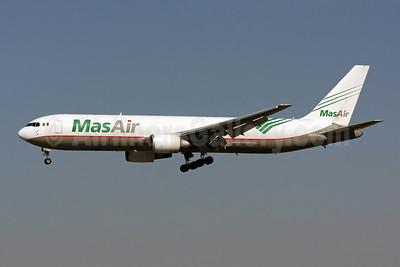 MasAir (Aerotransportes Mas de Carga S.A. de C.V.) Boeing 767-316F ER N420LA (msn 34627) MIA (Brian McDonough). Image: 908060.