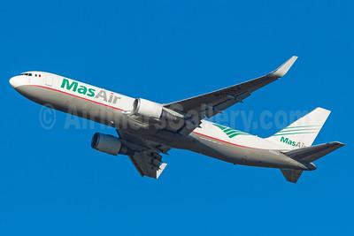MasAir (Aerotransportes Mas de Carga S.A. de C.V.) Boeing 767-316F ER WL N420LA (msn 34627) VCP (Rodrigo Cozzato). Image: 923604.