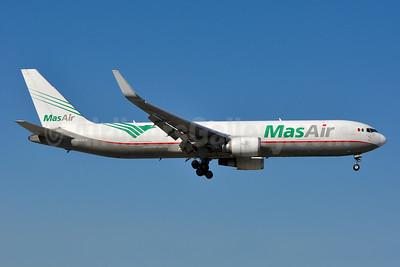 MasAir (Aerotransportes Mas de Carga S.A. de C.V.) Boeing 767-316F ER WL N420LA (msn 34627) MIA (Tony Stork). Image: 941400.
