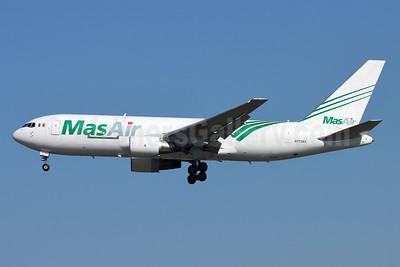 MasAir (Aerotransportes Mas de Carga S.A. de C.V.) Boeing 767-281 (F) N773AX (msn 22788) LAX (Michael B. Ing). Image: 953074.