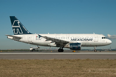 Mexicana Airbus A319-112 N634MX (msn 1634) JFK (Fred Freketic). Image: 950034.