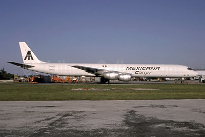 """""""Pochteca"""", leased from Southern Air Transport"""