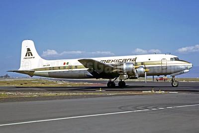 Mexicana Douglas DC-6 XA-JOS (msn 43212) MEX (Christian Volpati). Image: 939518.