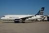 Mexicana Airbus A319-112 XA-MXA (msn 2078) MIA (Bruce Drum). Image: 100441.
