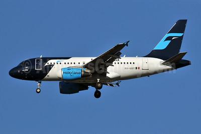 Mexicana Airbus A318-111 XA-UBT (msn 2367) JFK (Ken Petersen). Image: 904028.