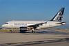 Mexicana Airbus A318-111 XA-UBR (msn 2333) MIA (Bruce Drum). Image: 101728.