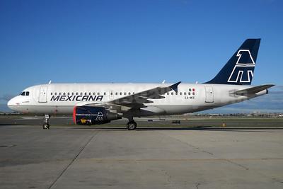 Mexicana Airbus A319-112 XA-MXI (msn 1742) YYZ (TMK Photography). Image: 905719.