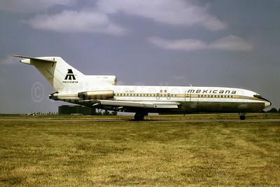 Mexicana Boeing 727-14 XA-SEP (msn 18912) STL (Bruce Drum). Image: 105294.