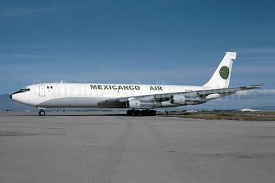 Mexicargo Air Boeing 707-347C XA-ABG (msn 20315) MZJ (Bob Shane - Bruce Drum Collection). Image: 952464.