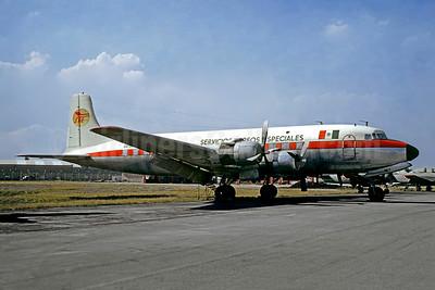 Servicios Aereos Especiales-SAE Douglas DC-6 XA-SET (msn 43105) MEX (Christian Volpati). Image: 948637.