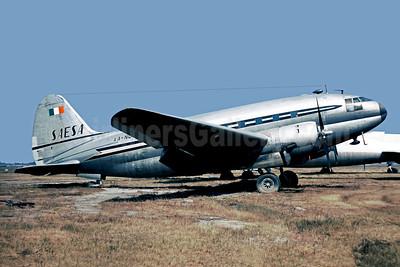 SAESA (Servicios Aereos Especiales S.A.) Curtiss C-46A-40-CU Commando XA-NUD (msn 27032) MEX (Christian Volpati). Image: 948636.