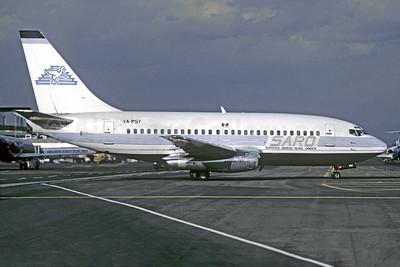 SARO-Servicios Aéreos Rutas Oriente Boeing 737-130 XA-RSY (msn 19027) MEX (Christian Volpati). Image: 926453.