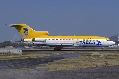 TAESA Boeing 727-24C XA-BBI (msn 19528) MEX (Christian Volpati). Image: 955181.